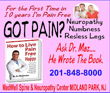 Neuropathy Pain?  201-848-8000