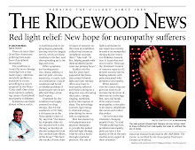 *** NEUROPATHY PRESS RELEASE ***