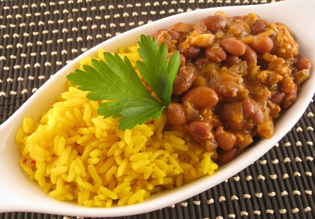 Rice and Beans | Beachloverkitchen
