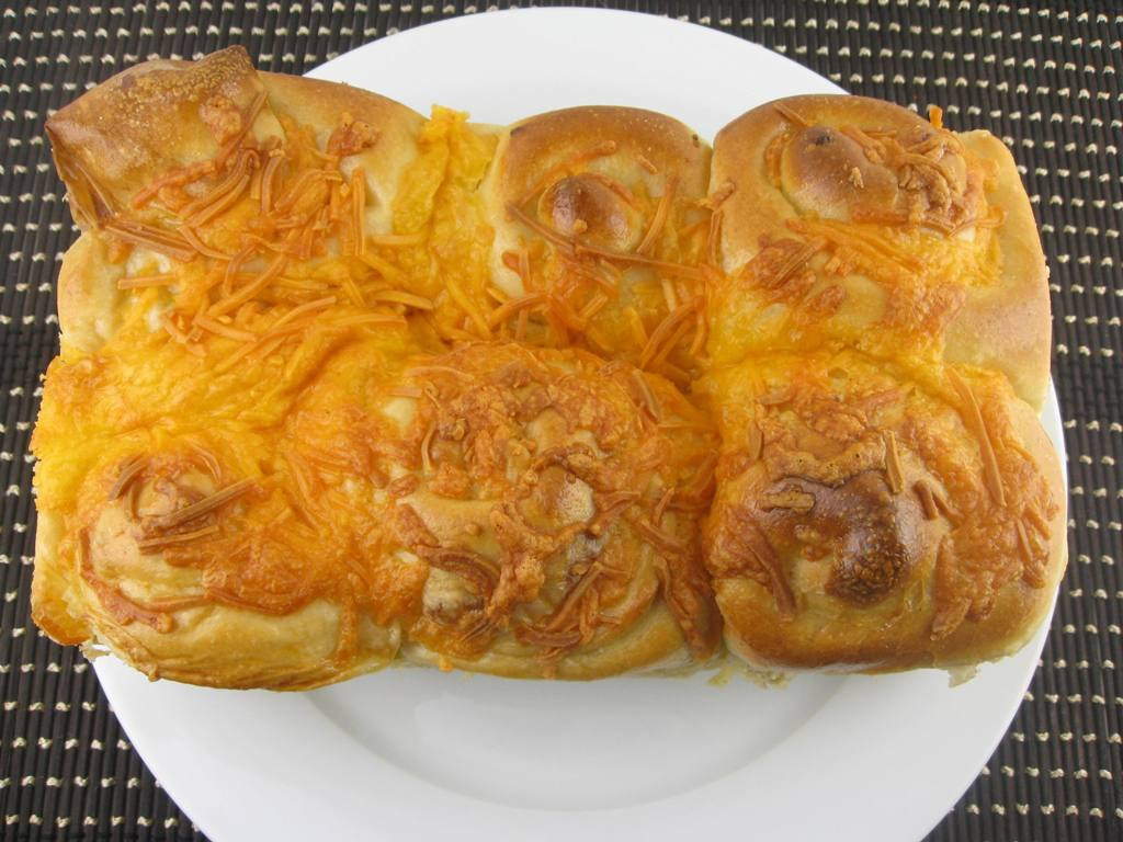 how to make soft cheese bread