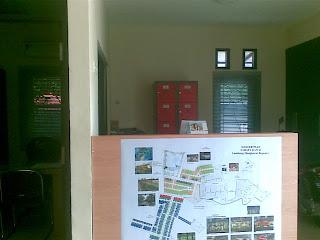 Kantor Perumahan Banjarbaru Ruang Dalam