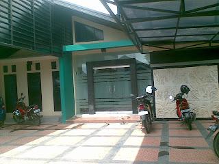 Kantor Perumahan Banjarbaru dari Depan
