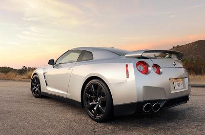 Nissan GTR 2010 Modif