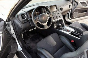 Nissan GTR 2010 Interior Modification