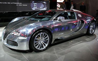 New Bugatti Veyron Modification