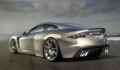 New Carlsson 2010 - C25 Super GT Concept