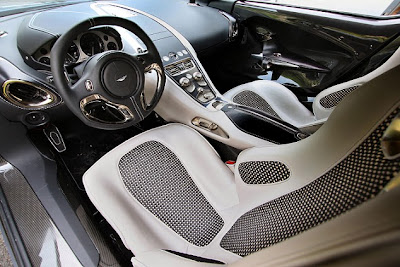 Most Expensive Car Pictures - Aston Martin