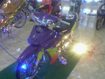 Jupiter Modification in Jepara Contest 2010