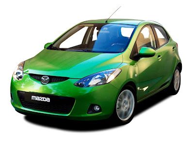 New hatchback Mazda2 1.500 cc DOHC 16-valve 2011 Modification Concept