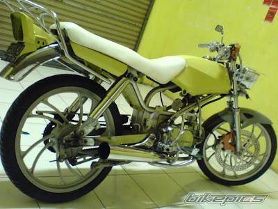 Contest Honda Win Modification Picture
