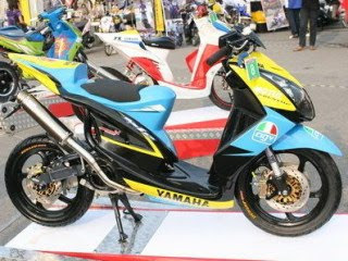 New Mio Soul Full Modification custom concept 2010