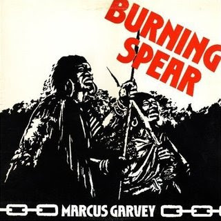 Reggae  BurningSpear-MarcusGarvey