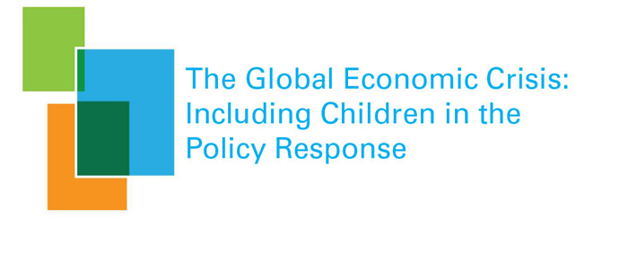 Insights of the Crisis and Child-Sensitive Response