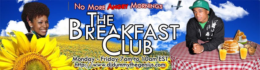 DJ Dummy Presents The Breakfast Club