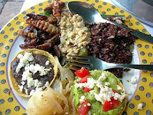 escamoles, comida prehispanica
