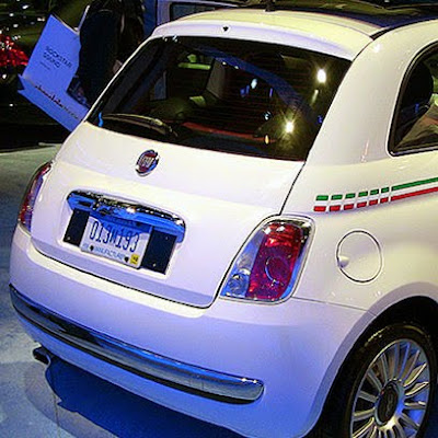 5ooblog fiat 5oo new fiat 500 blue me at ces 2010. Black Bedroom Furniture Sets. Home Design Ideas