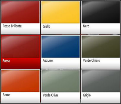 5ooblog | FIAT 5oo: New Fiat 500 US Colors - Build Your Own