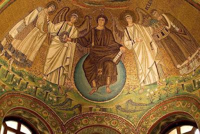 Basílica de San Vitale, Ravenna, Itália