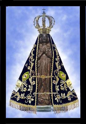 Nossa Senhora Aparecida, protegei os jovens brasileiros da imoralidade nas escolas. Valores inegociáveis: respeito à vida, à família, à religião