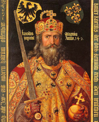 Carlos Magno, modelo ideal de imperador católico
