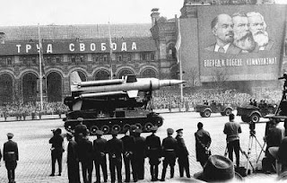 Desfile soviético, Moscou, Lenine, Stalin, Marx