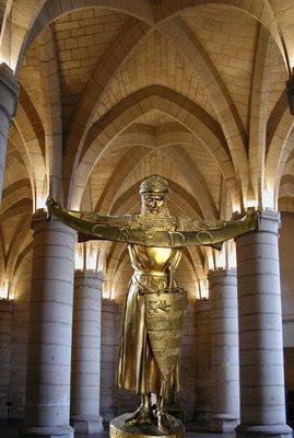 Conciergerie, cavaleiro medieval, Credo