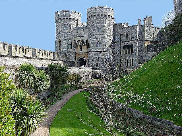 Castillo de Windsor, Gran-Bretaña