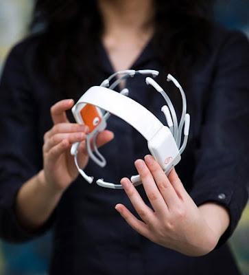 EPOC, casco para brincar com a mente