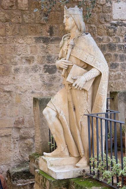 São Fernando rei de Castela, Alcácer de Córdoba