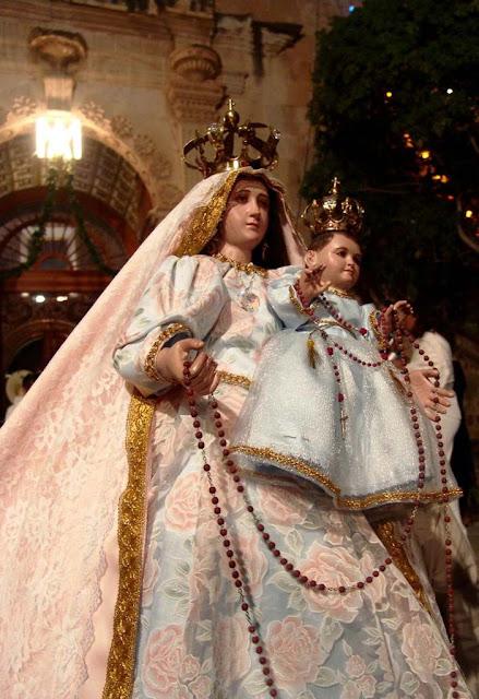 Nossa Senhora do Rosário, México