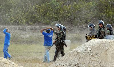 PF prende trabalhadores em Roraima, Roosewelt Pinheiro-ABr