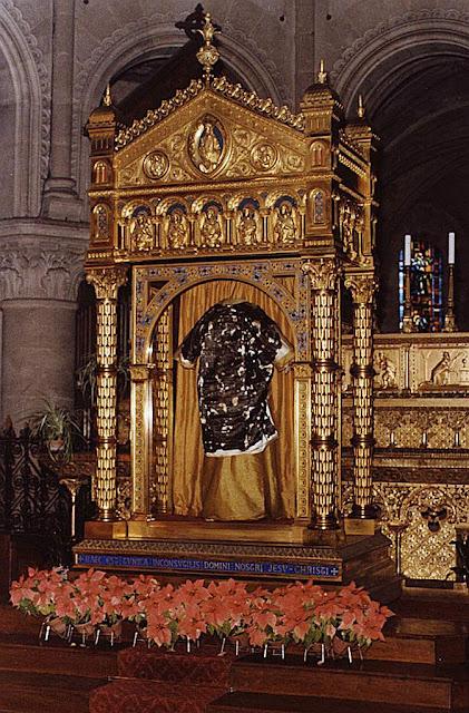 Argenteuil, ostensao solene, 1984