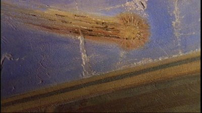 Estrela guiou os Reis Magos. Giotto, detalhe.