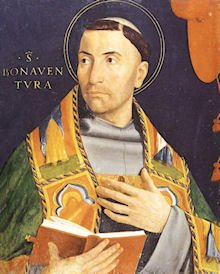 So Boaventura (1221-1274), Doutor da Igreja
