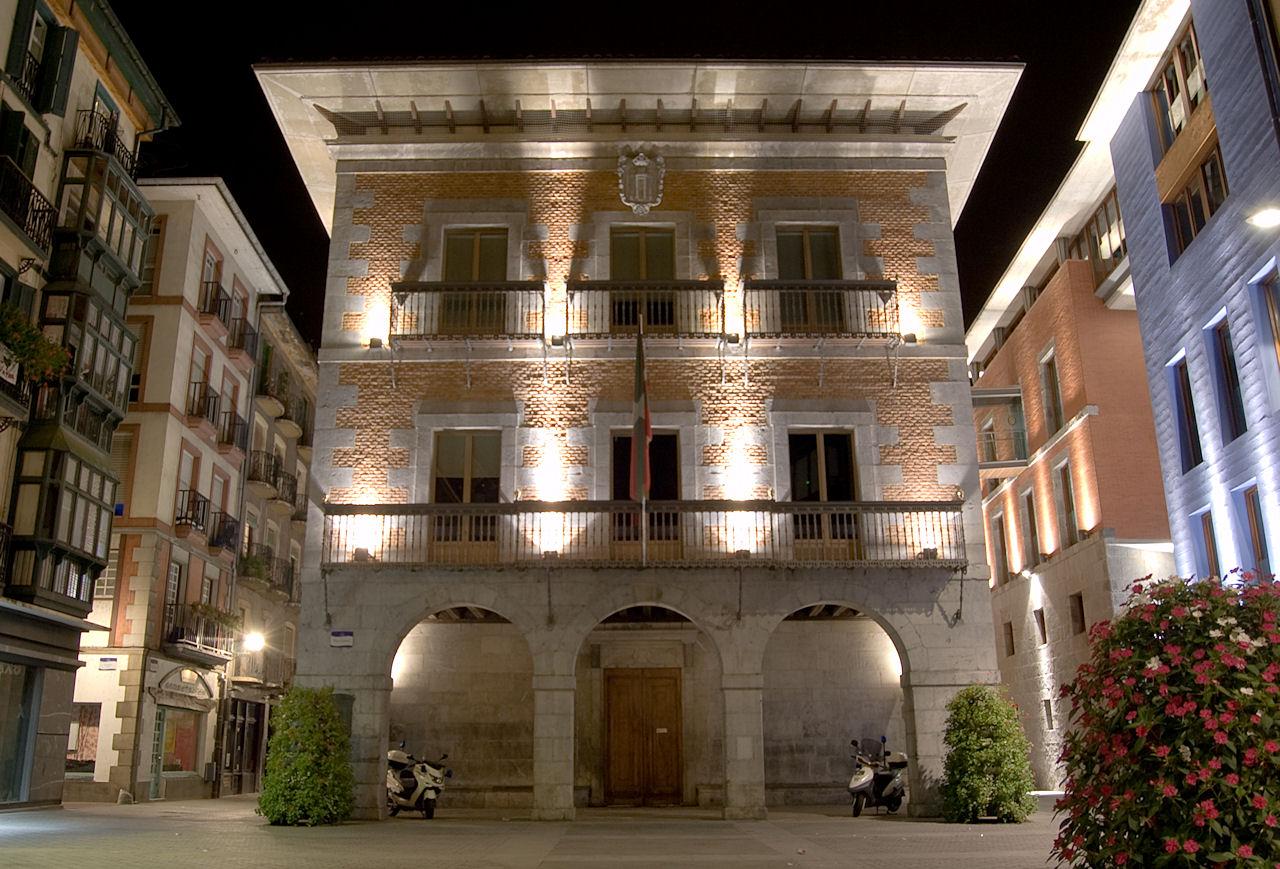 Prefeitura de de Tolosa, Espanha.