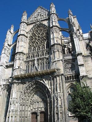 Beauvais, catedral São Pedro