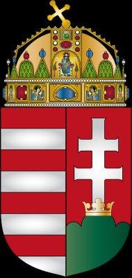 Escudo da Hungria