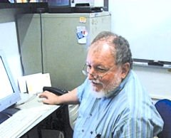Luiz Carlos Baldicero Molion, Prof. de Meteorologia da Universidade Federal de Alagoas: