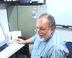 Luiz Carlos Baldicero Molion, Prof. de Meteorologia da Universidade Federal de Alagoas: