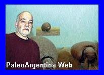 Eduardo Tonni, chefe do Departamento de Paleontologia da Universidade de La Plata, Argentina: