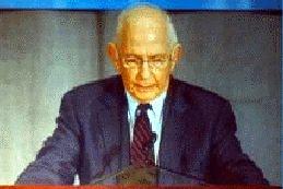 Dr. John Theon, ex-chefe do Programa de Pesquisas Climáticas da NASA: