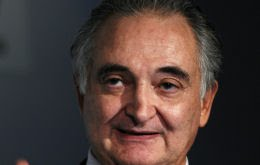 Jacques Attali, ex-presidente Banco Europeu para a Reconstruo: