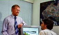 Dr. Guy LeBlanc Smith, ex-chefe de pesquisas da CSIRO, Austrália:
