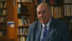 Prof Andrei Kapitsa, Universidade de Moscou, pioneiro na descoberta do lago sub-glacial Vostok: