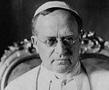 Pio XI: ninguém pode ser católico e socialista/comunista