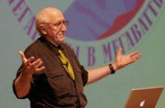 Stewart Brand, em 'The Whole Earth Catalog':
