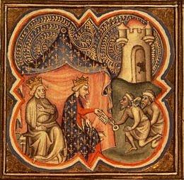 Um ardil de Filipe Augusto