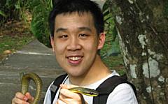 Jornalista Jeremy Hsu:
