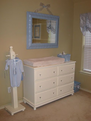 Baby Boy Chic Nursery