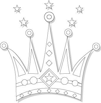 Plantillas gratis de coronas  Ideas y material gratis para